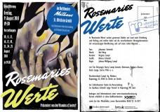Rosemaries Werte